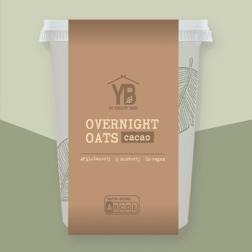 Packshot Overnight Oats Cacao groot